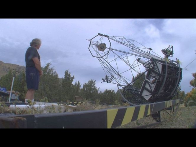 Utahn sets record by building world\'s largest amateur telescope