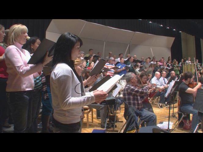 Uintah Basin community orchestra, choir debuts Friday