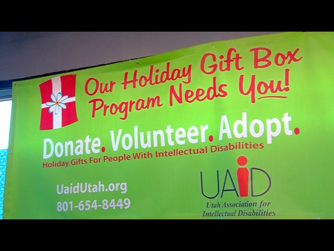 Utah organization helps provide Christmas for those with intellectual disabilities