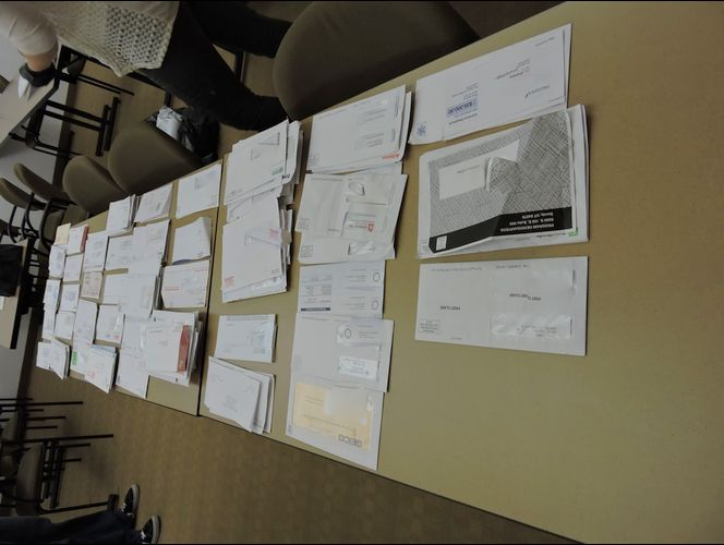 Woman arrested following alleged mail theft, drug possession