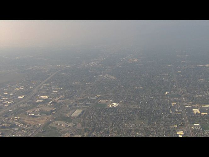 Siberian fires are direct cause of Wasatch Front haze