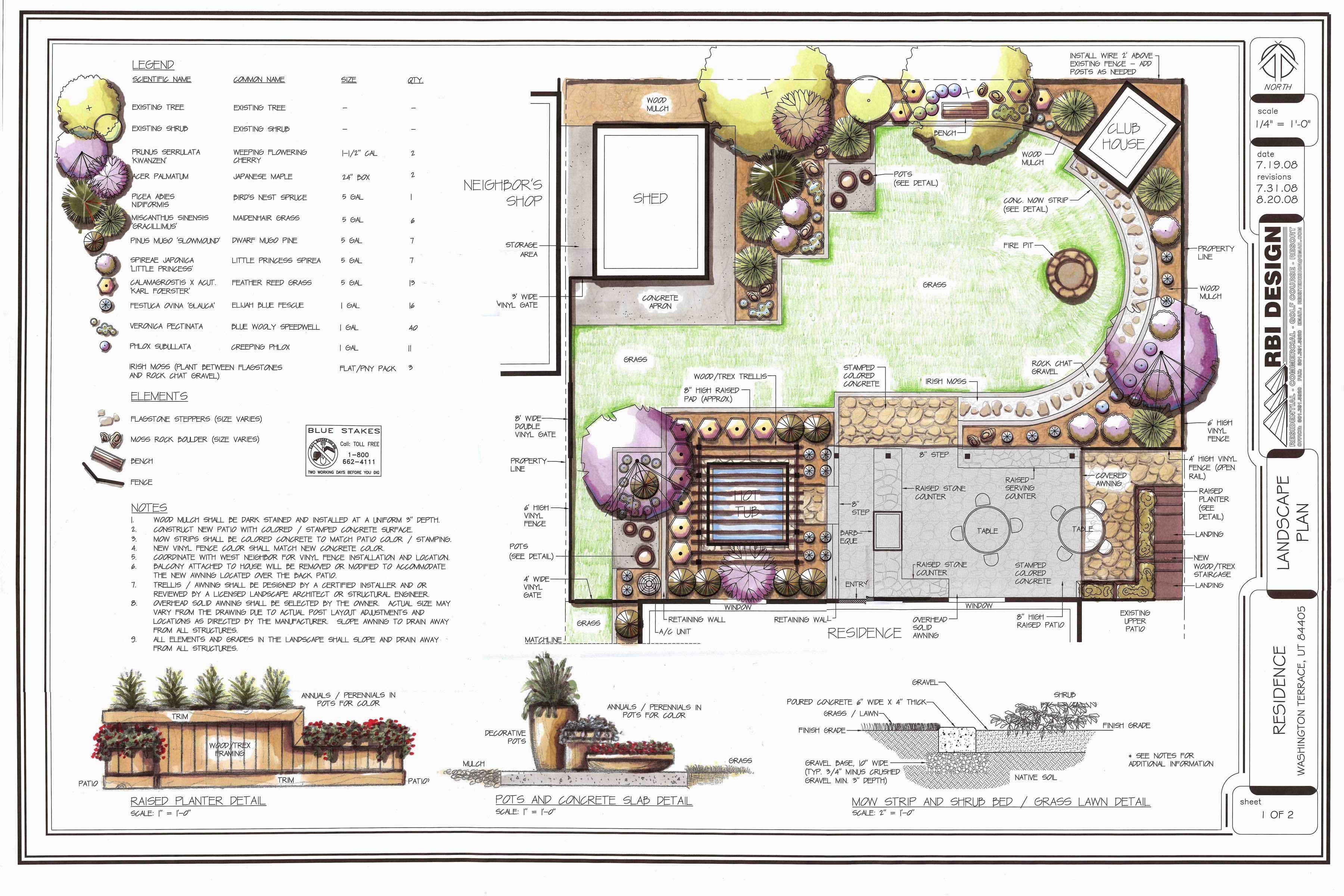Design Licensed Landscape Architects Salt Lake City Ogden