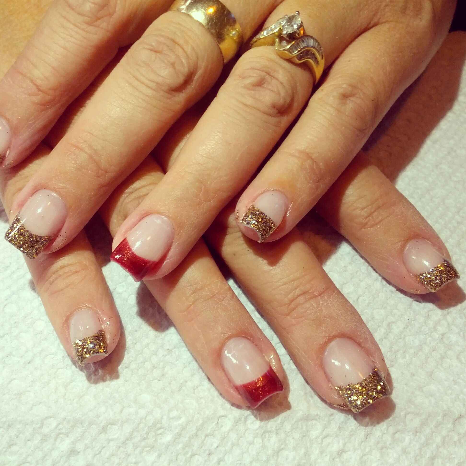 Gel Nails And Toes By Holly Washington, UT - KSL Local
