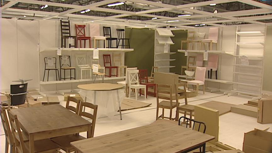sneak preview inside the draper ikea store. Black Bedroom Furniture Sets. Home Design Ideas
