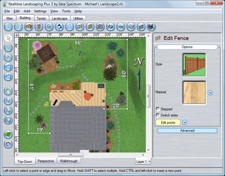the best in landscape design software - Home Landscape Design