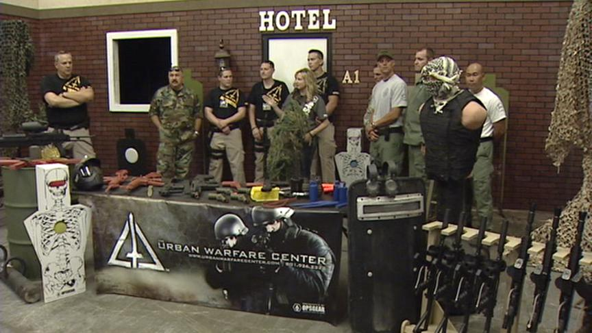 Urban Warfare Center offered up for critical training ...