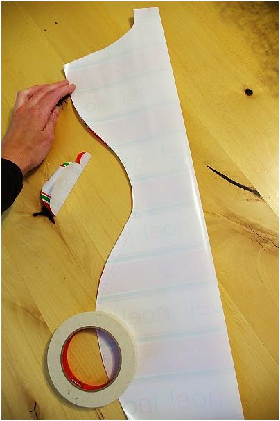 Large Dress Form Shape And