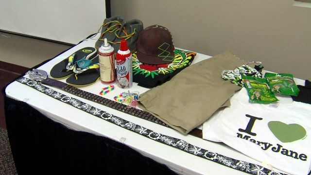 Common items can be drug paraphernalia in hiding, expert ...