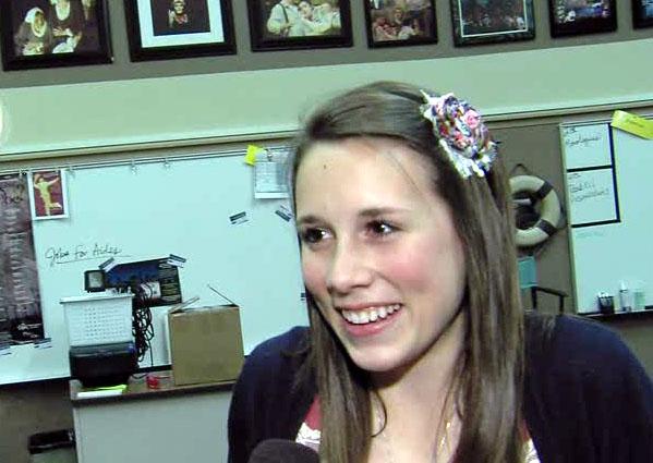 Teen raises awareness of juvenile arthritis, gets a High 5 ...