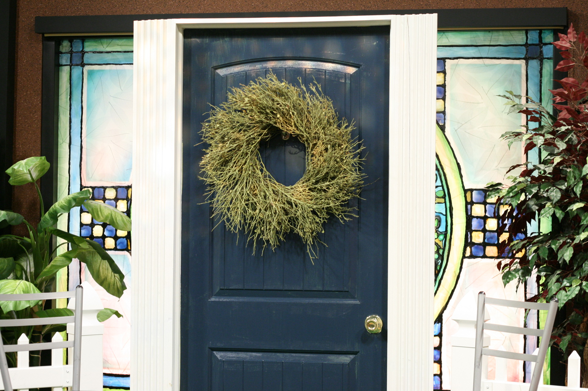 Studio 5 front door color guide - Front door paint colors ...