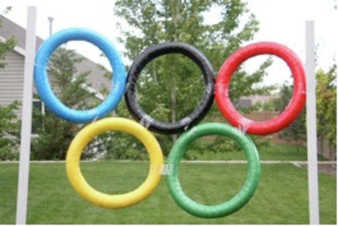 Olympic-themed Party Ideas