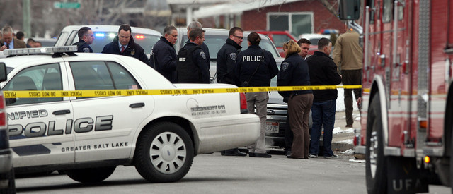 3 dead in Midvale shooting; police search for 2 suspects | ksl.com