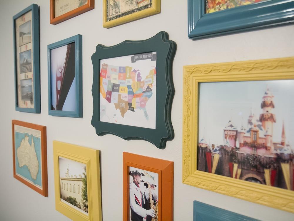 Studio 5 Fresh Ways To Display Family Photos