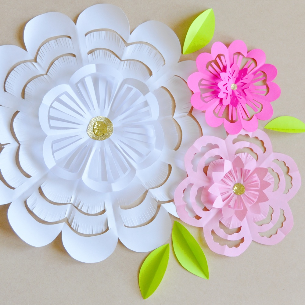 Flower paper cutter idealstalist flower paper cutter mightylinksfo