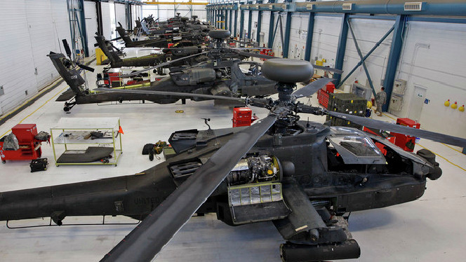 Possible cut for National Guard Helicopters serving Utah