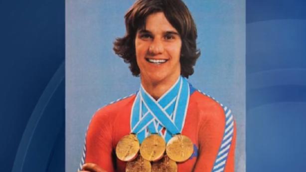 Olympic legend Eric Heiden gives back to U.S. Olympics | KSL.com