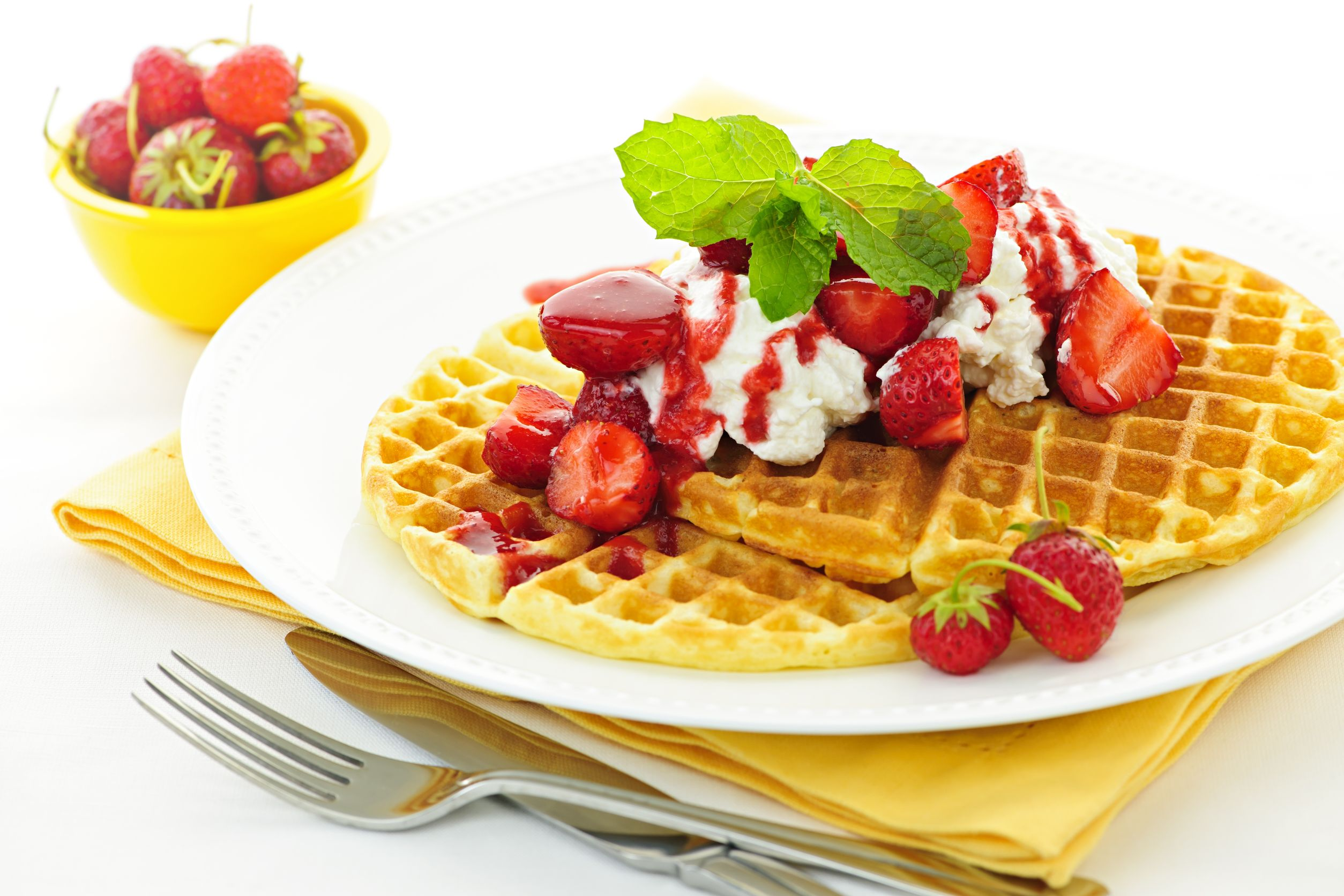 Ask a Chef: How to make the best waffles from scratch ...