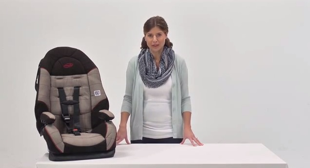 Evenflo recalls 1.37 million car seats