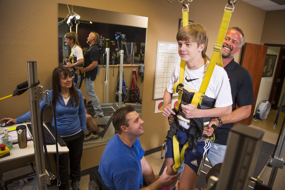 Paralysis rehabilitation clinic breaks ground to help growing need