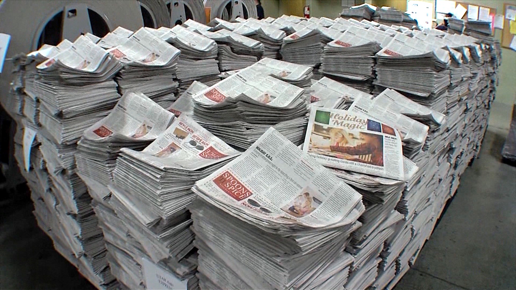 Judge to decide documents dispute in lawsuit against Salt Lake Tribune, Deseret News