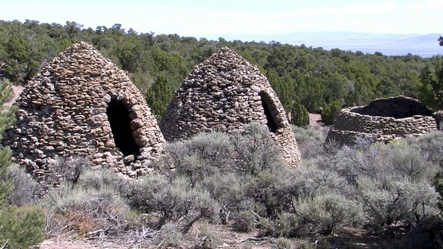 Charcoal kilns: Unique remains of Utah's 'almost criminal' past