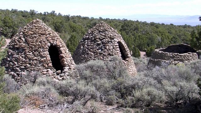 Charcoal kilns: Unique remains of Utah's 'almost criminal' past