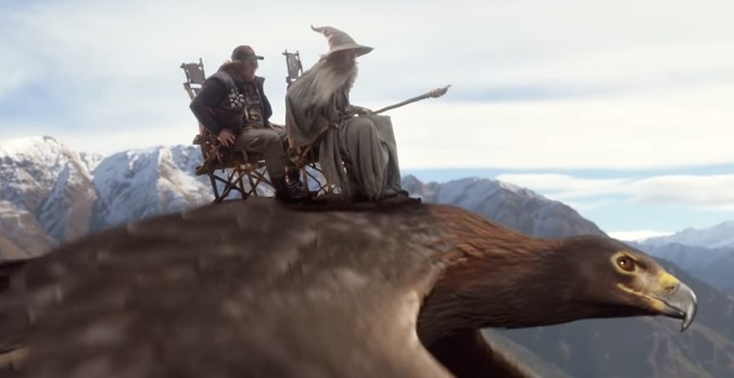 Have You Seen This? Air New Zealand's Hobbit-themed safety video