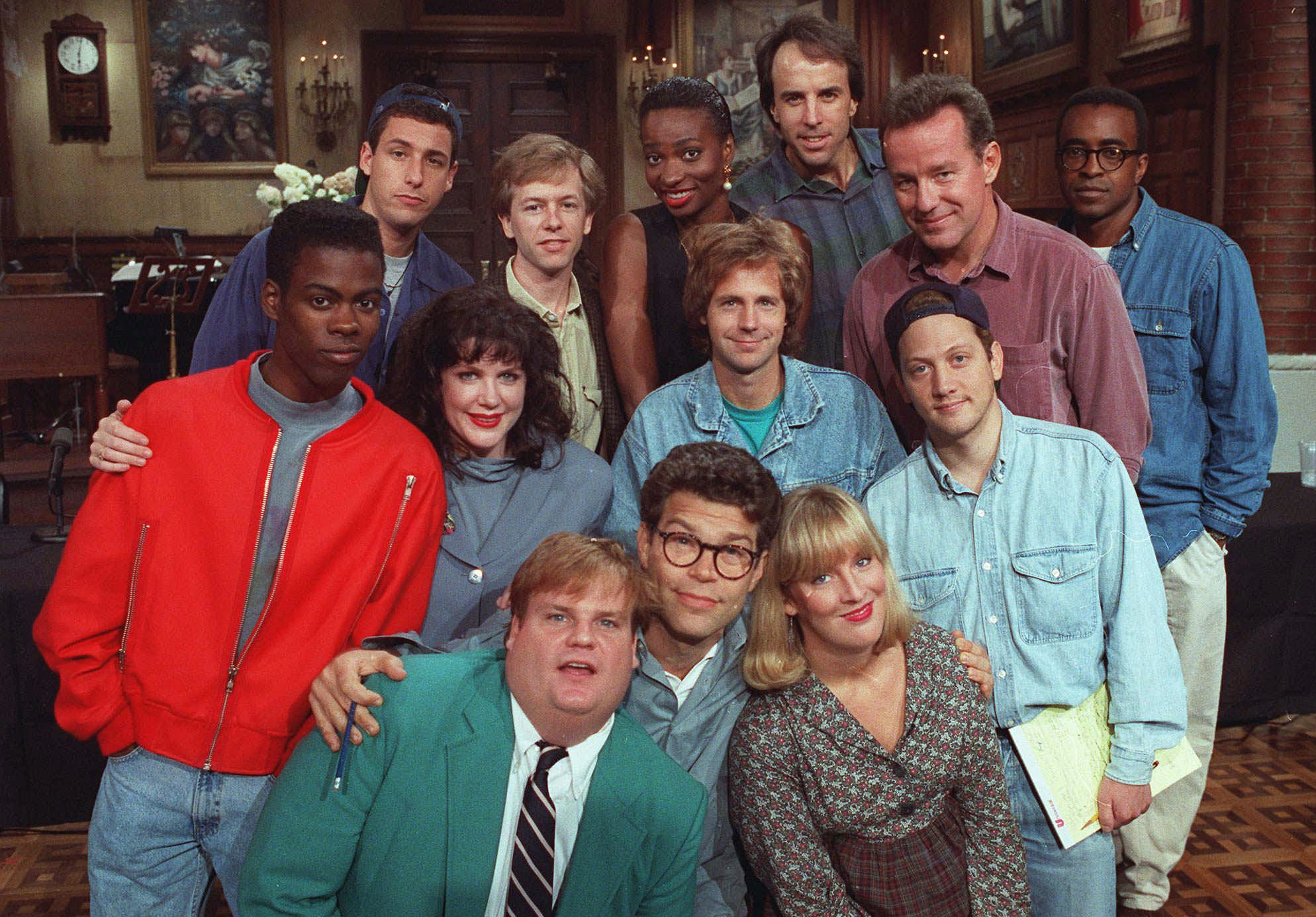 Dark secrets the cast of snl tried to hide for Classic house voices