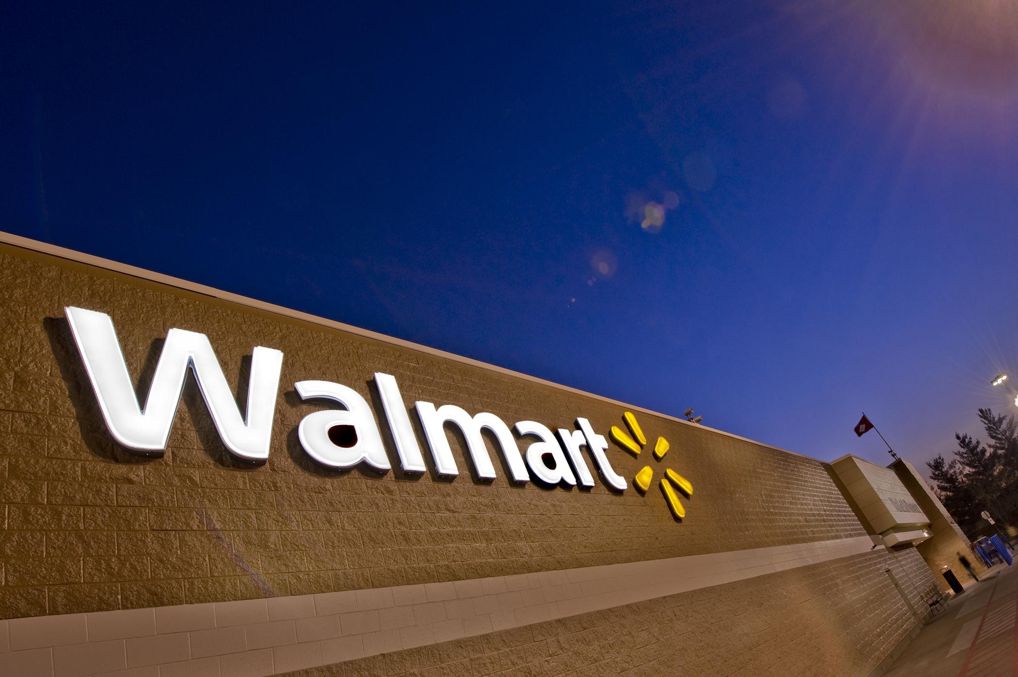 Walmart ups pay well above minimum wage