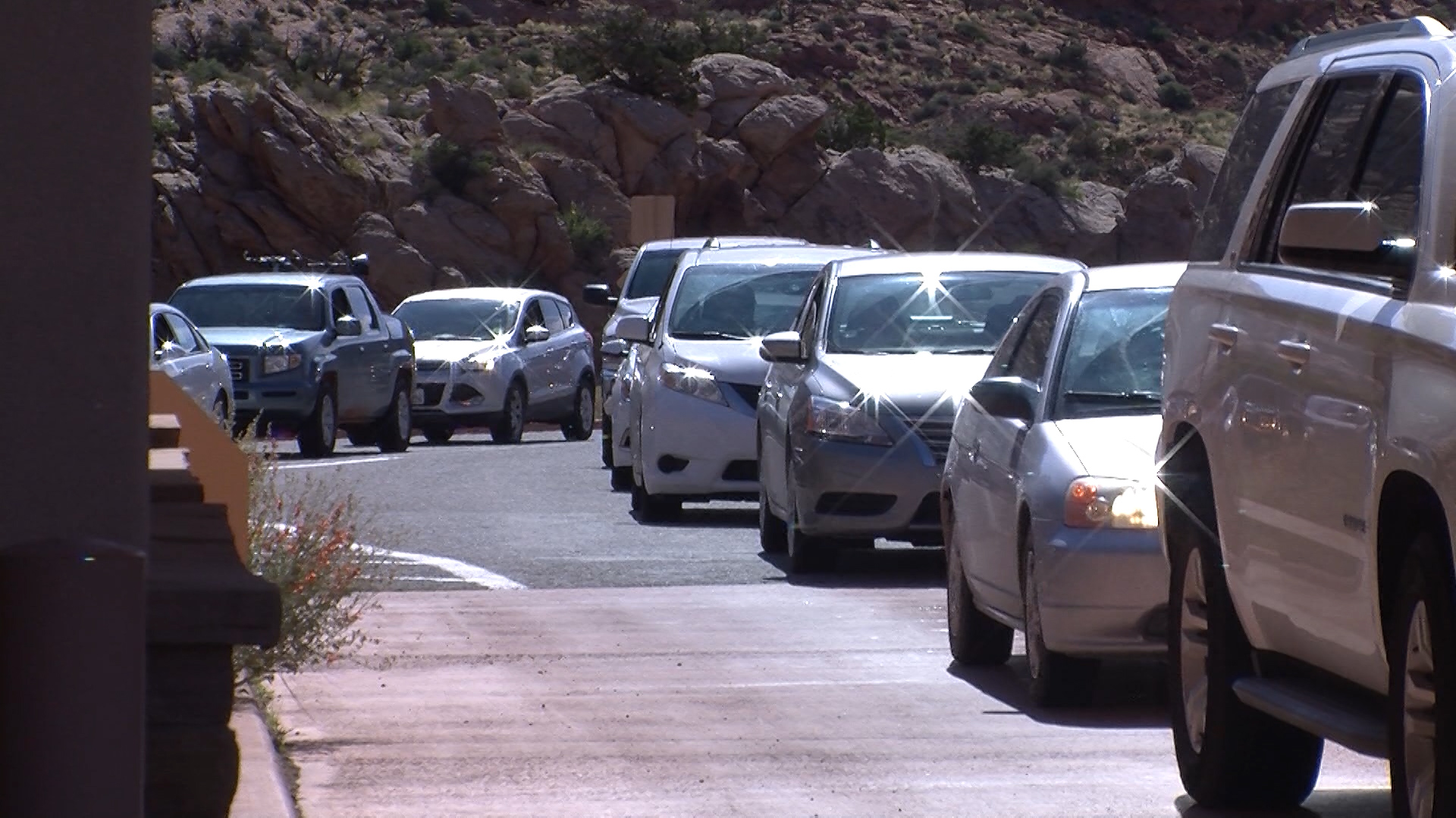 Officials hope to mitigate traffic issues at Utah's national parks over holiday weekend