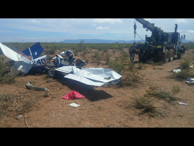 Wanted Layton man dies in New Mexico plane crash