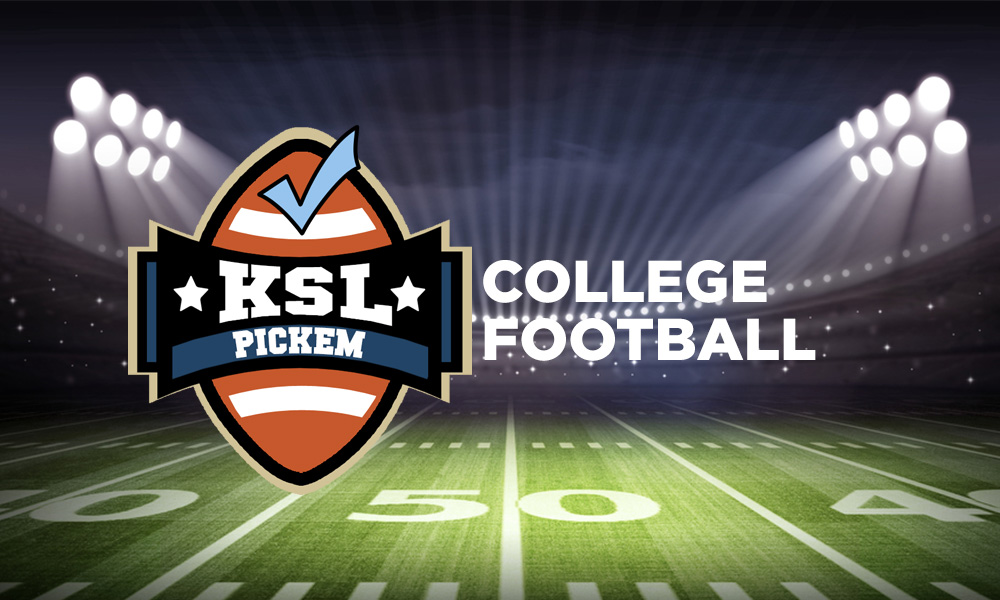 The KSL College Football Pick'em app is back and better