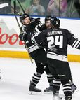 ECHL: Komets Scored Two Late To Take 2-0 Series Lead To Utah In League Semifinal (video)