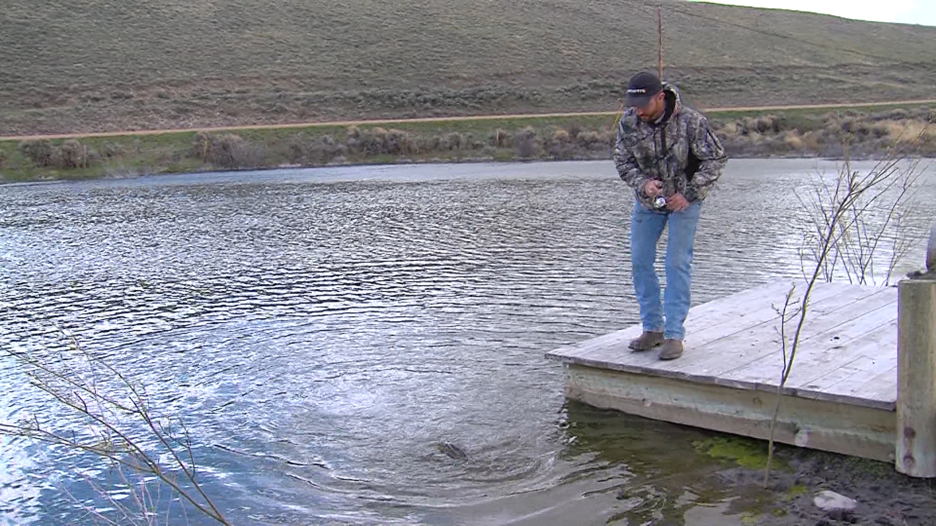 For wyoming man and his pond 5 year fight with epa over for Design agency pond