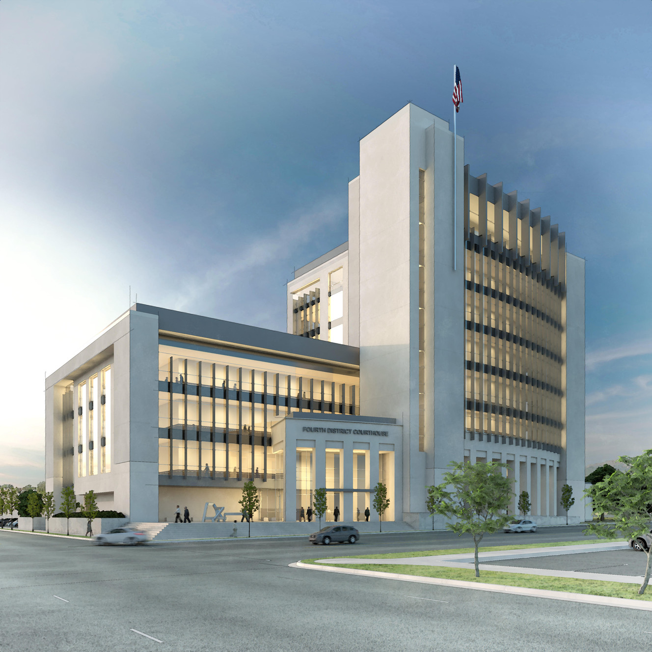 Groundbreaking held for new Provo courthouse