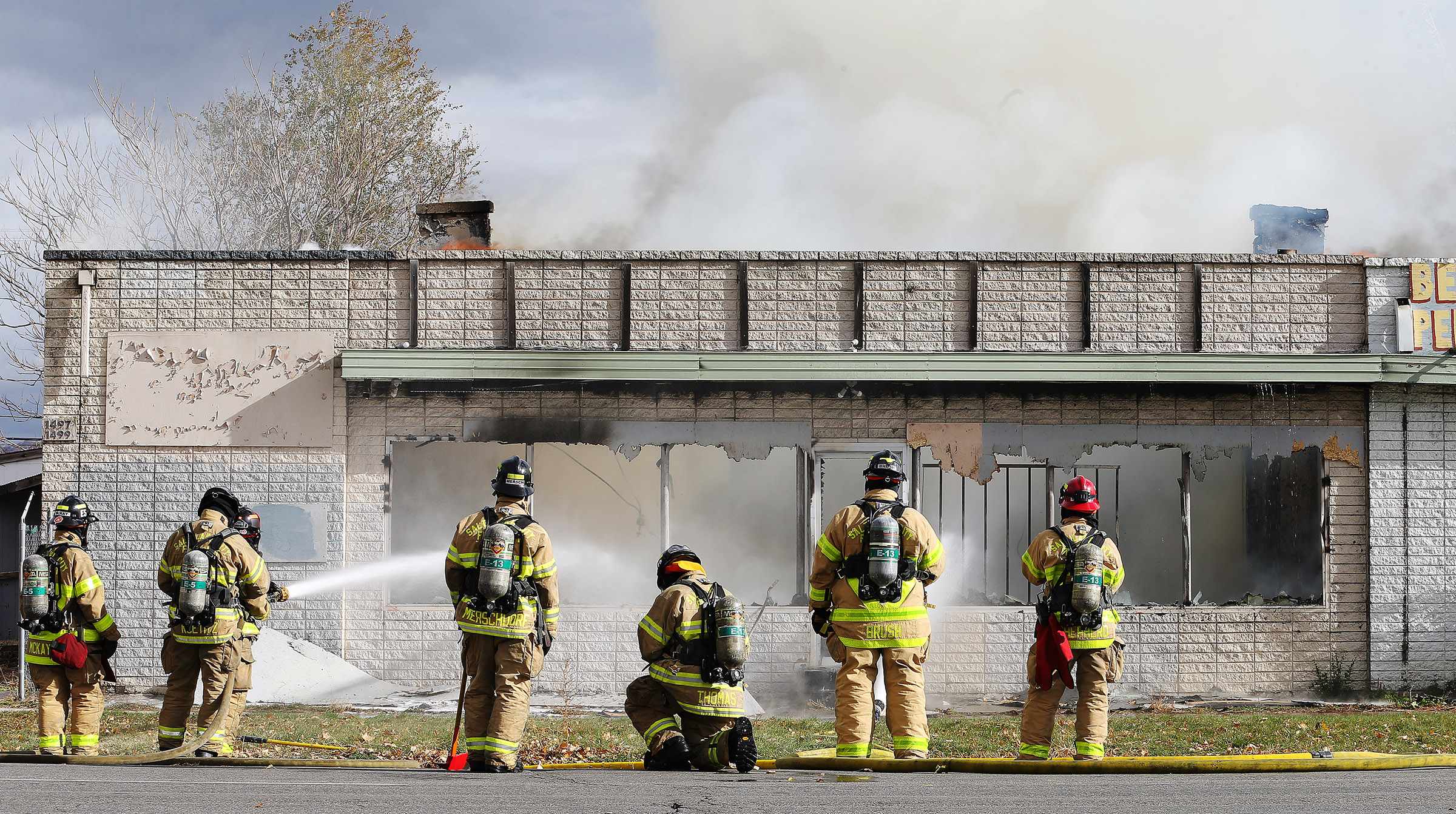 Salt Lake City fire chief plans to retire this fall