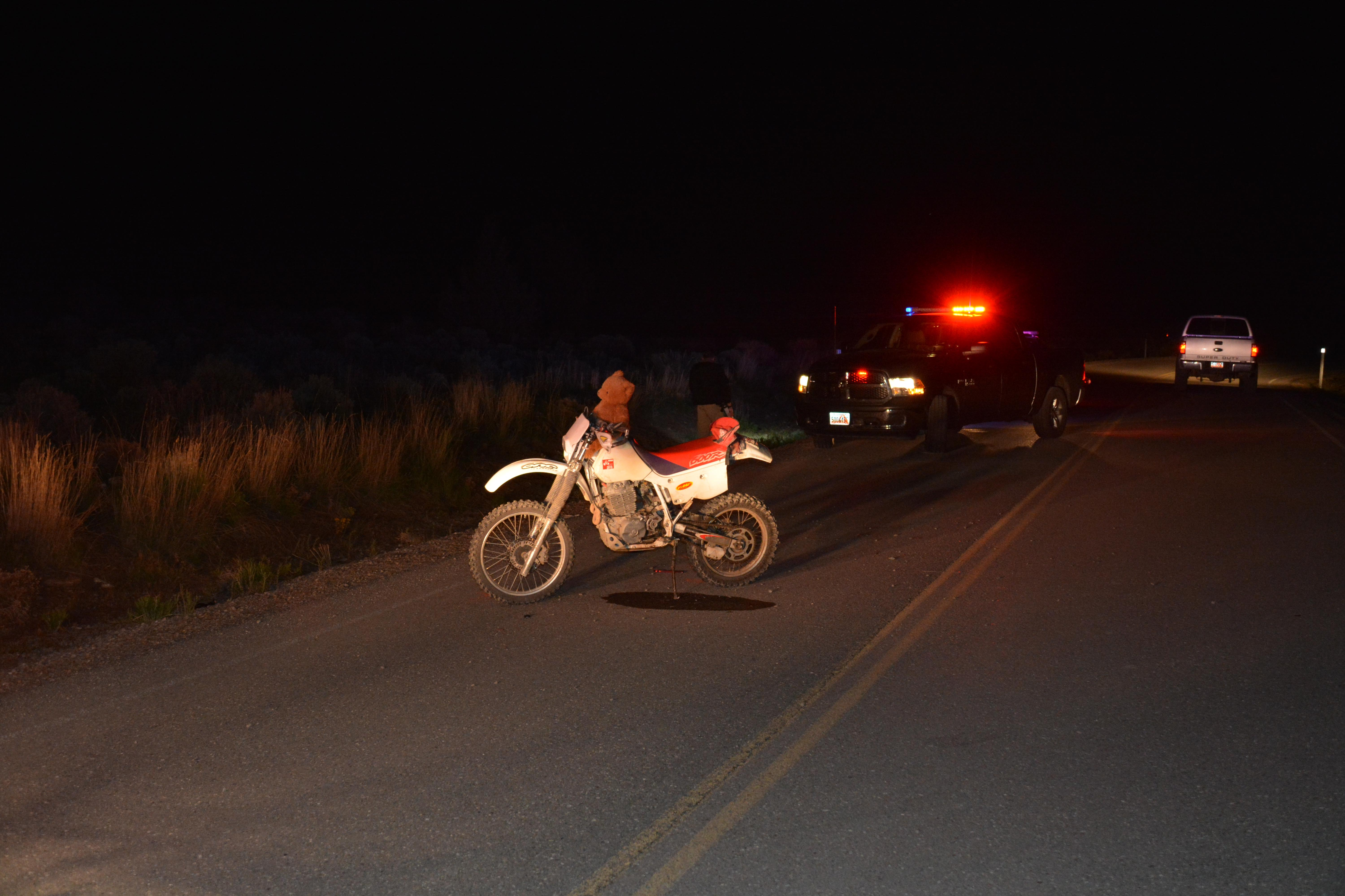 Sandy motorcyclist killed in Emery County