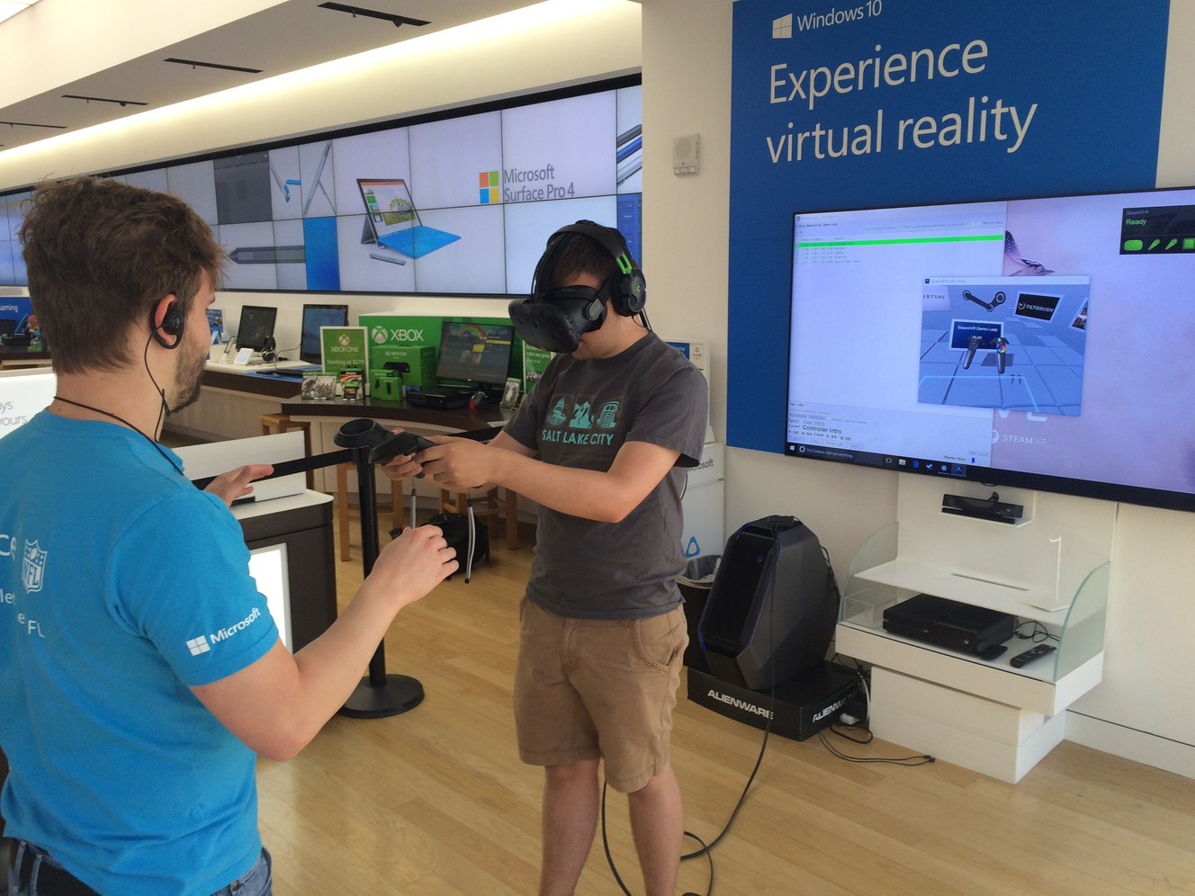 Go underwater, explore with new virtual reality games