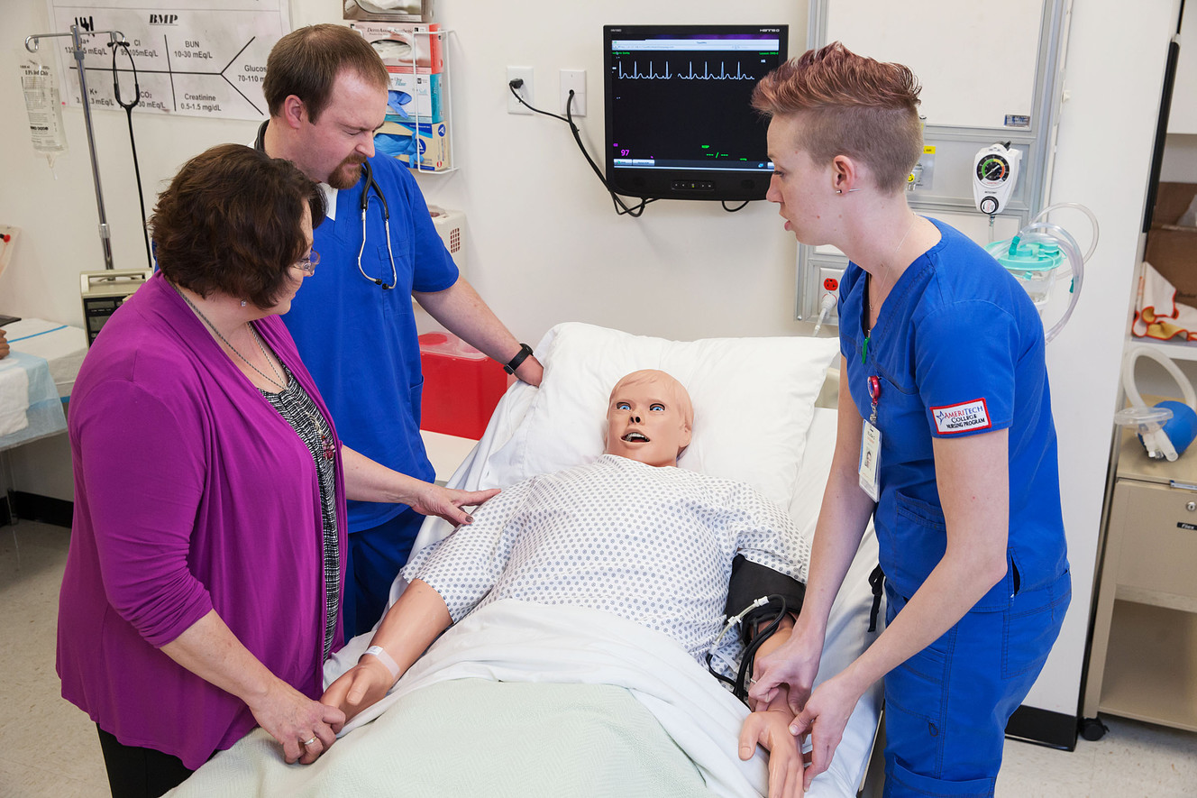 Ameritech offers accelerated pathway to nursing ahead of nursing shortage