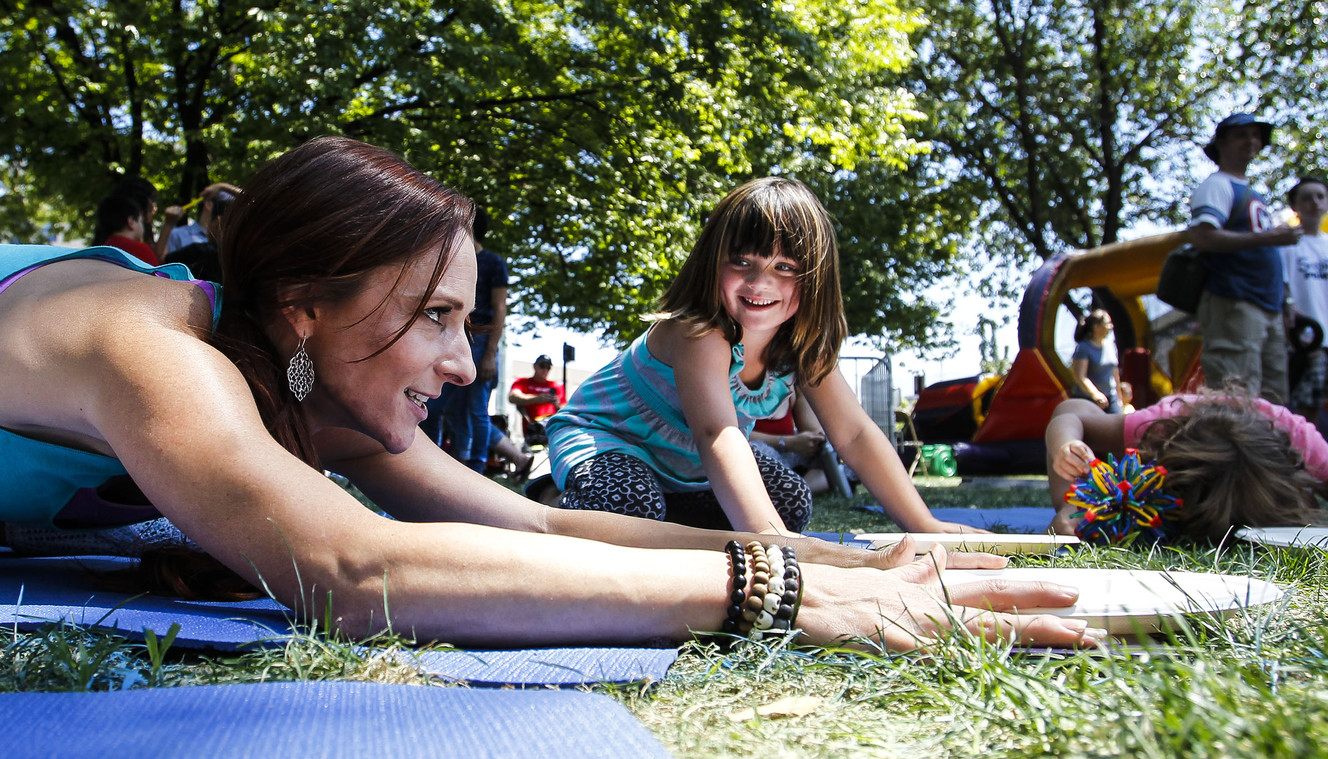 Photos: Fun for all at the 10th annual Family Festival