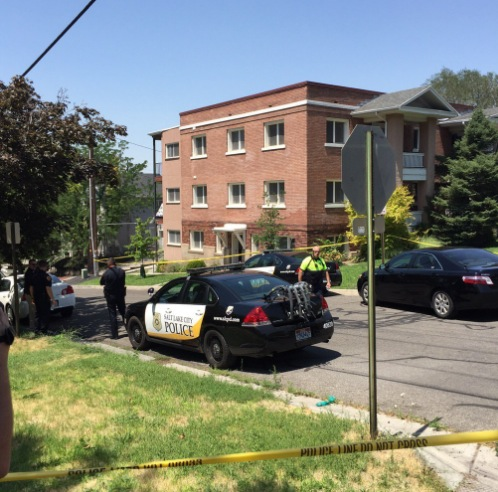 2 dead, including child, in SLC incident