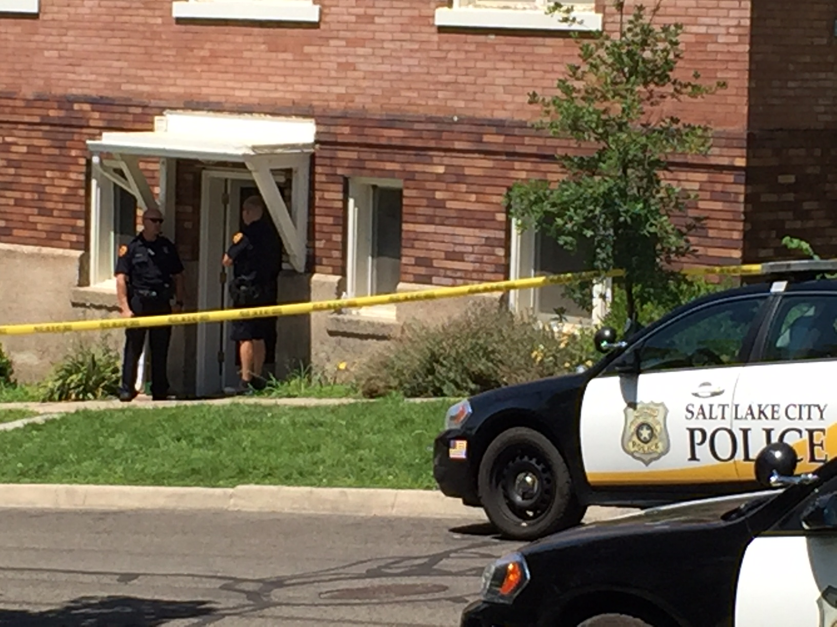 Salt Lake man shoots 8-year-old boy, then himself in murder-suicide, police say