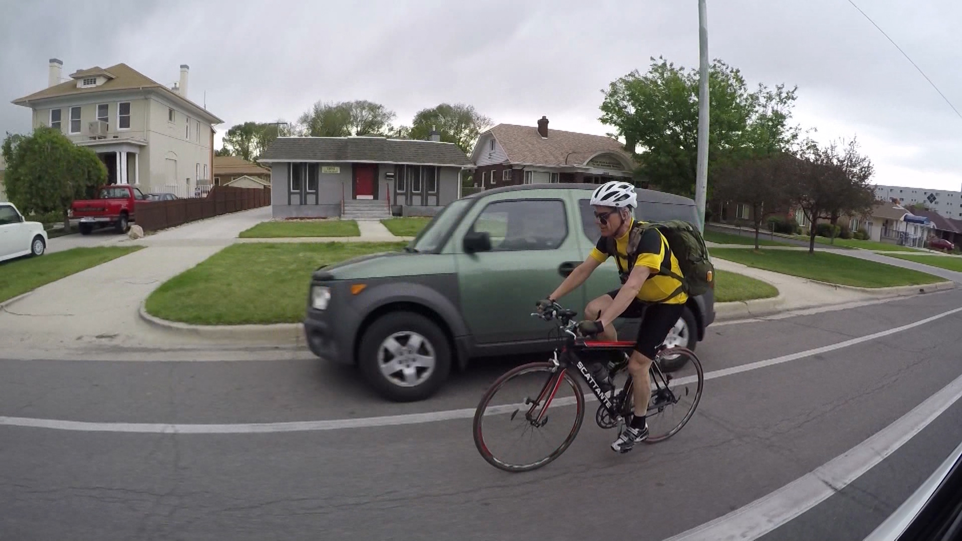 Cars vs. bikes: Who's to blame for crashes?