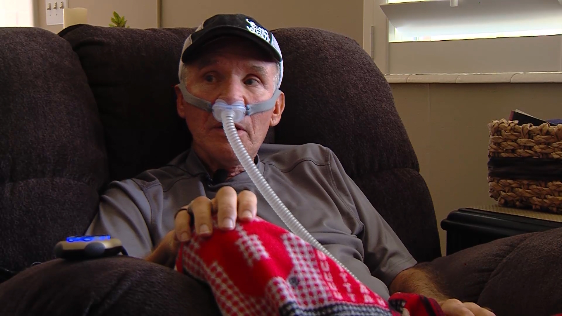 Former Riverton High football coach finds hope in ALS breakthrough