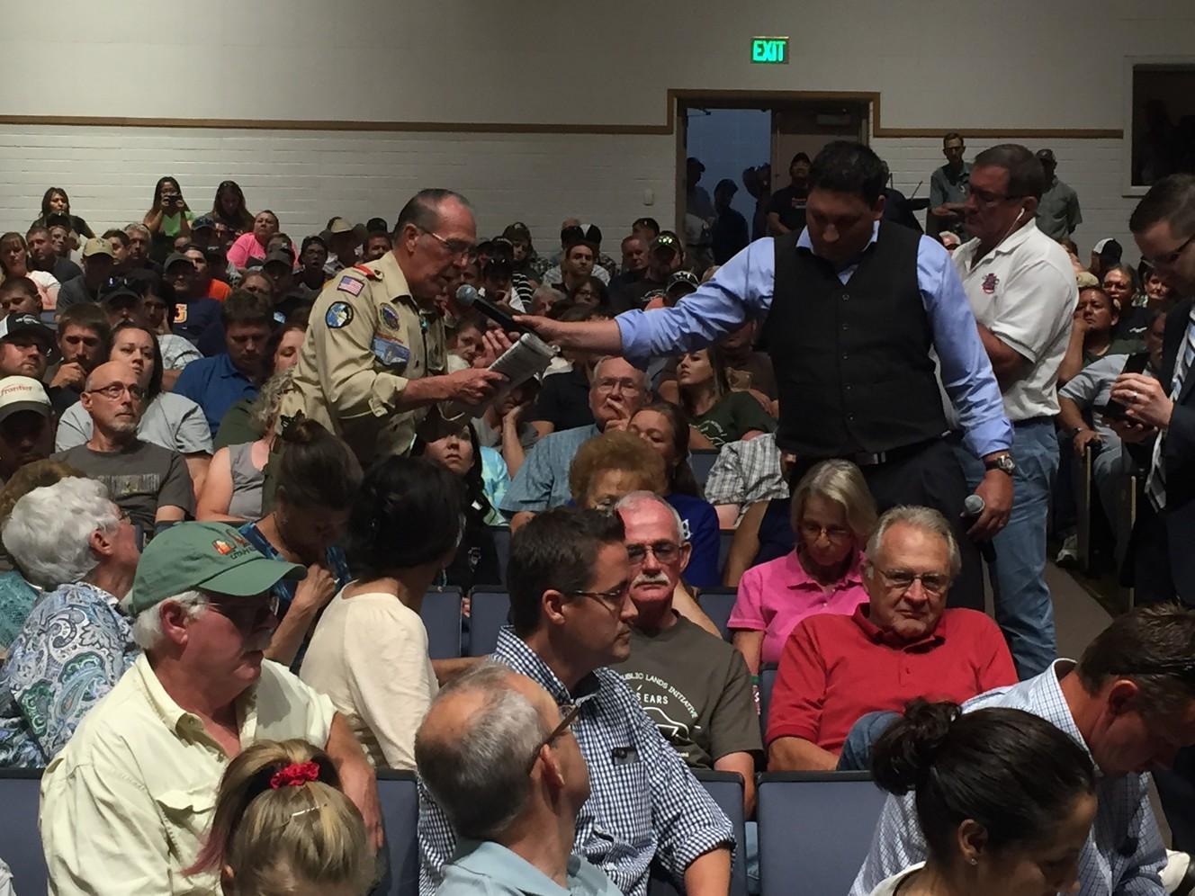 San Juan County residents say 'doodah' to national monument