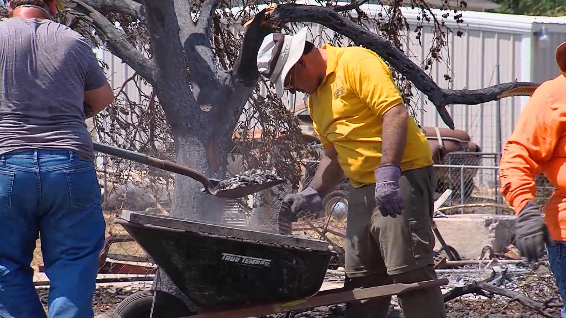 Volunteers help clean up Tooele fire victims' homes: 'They've lost hope'