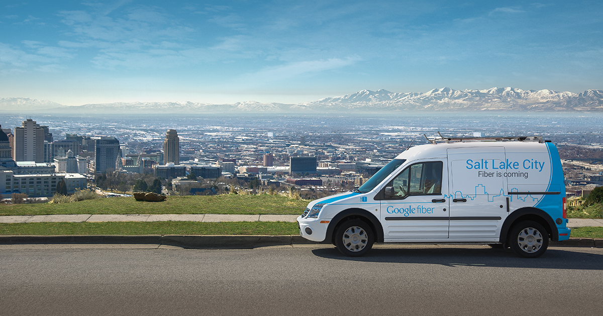 Google Fiber to launch service to first wave of Salt Lake City residents
