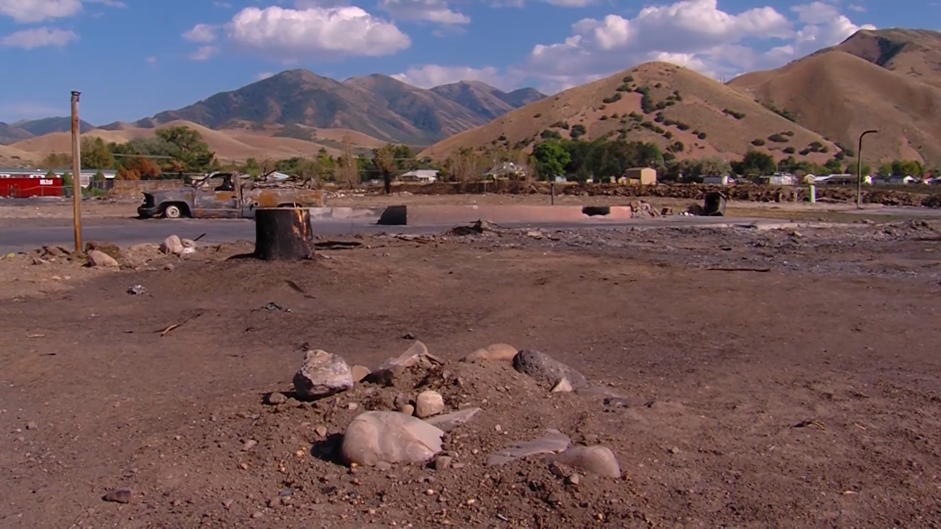 Tooele residents begin to rebuild after massive July arson fire