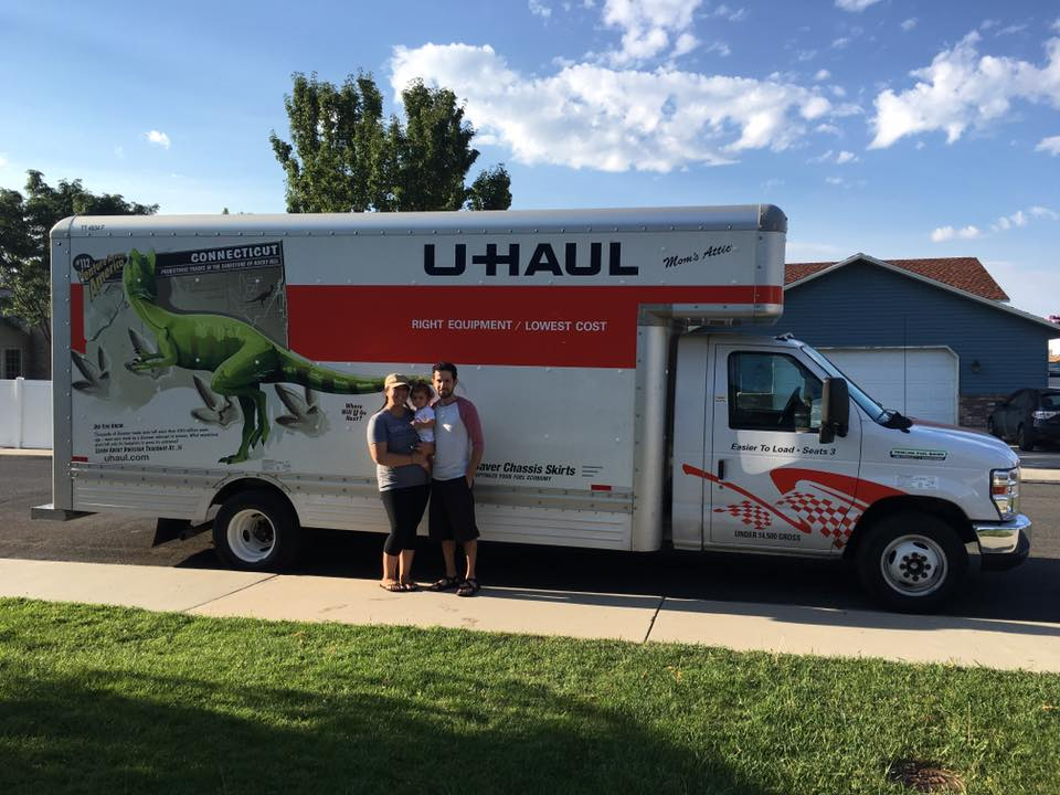 Orem family loses belongings after U-Haul stolen in New Mexico