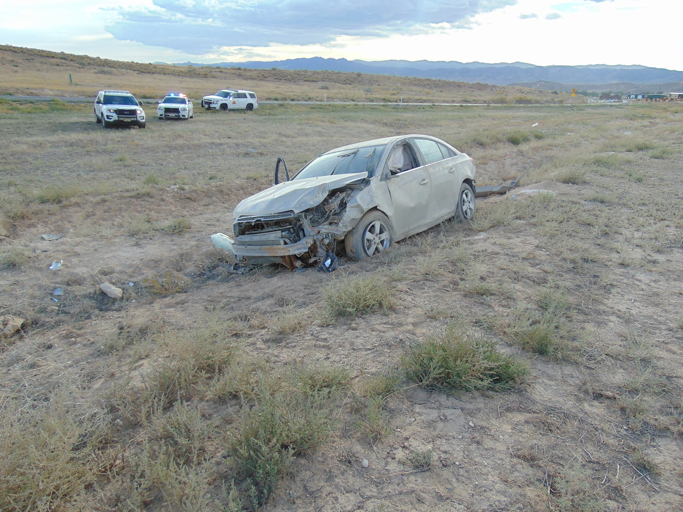 Man killed in central Utah crash may have suffered medical episode, police say